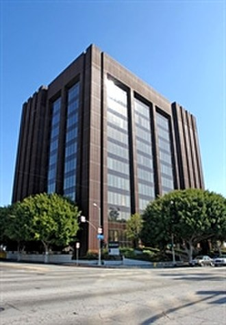 XBIZ - XBIZ headquarters, Los Angeles