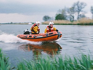 XP-class lifeboat - Image: Xpspeed