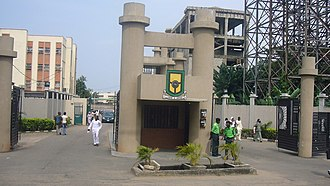 Yaba College of Technology - Yaba College of Technology Gate