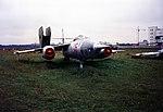 Yakovlev Yak-28 Yakovlev Yak-28 cn 0504 Khodinka Air Force Museum Sep93 1 (16530879993).jpg