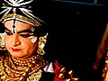 Yakshagana Performance at NINASAM (India Theatre Forum Stuyd Tour May 2013) (8766133322).jpg