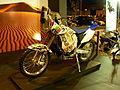 Yamaha WR 450 65 Laurent Lazard - 2012 Dakar Rally - 2012 Montevideo Motor Show.JPG
