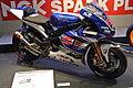 Yamaha YZR-M1 Tokyo Motorcycle Show 2014.JPG