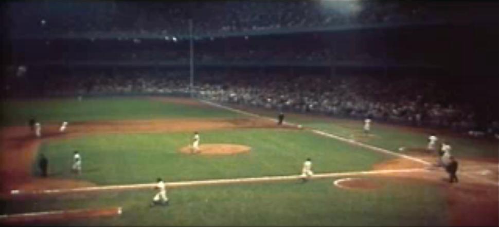 Yankee Stadium 1956