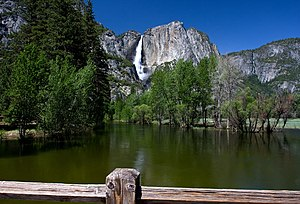 Yosemite Valley, California - USA.
