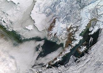 Yukon–Kuskokwim Delta - Image: Yukon River Delta, Alaska