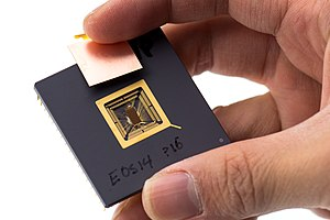 Reduced instruction set computer - RISC-V prototype chip (2013).
