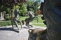 Zebragruppe, 1935-1942, Rudolf Wening - 2014-09-23 - Bild 4.JPG