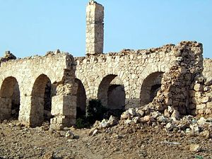Islam in Somalia - Ruins of the Muslim Adal Sultanate in Zeila.