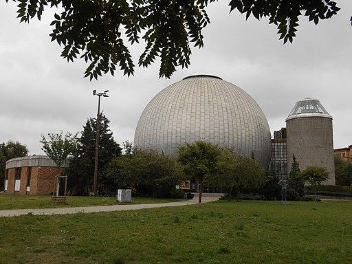Planetarium im Prenzlauer Berg