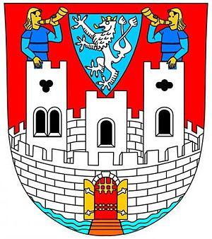 Čáslav - Image: Znak města Čáslav