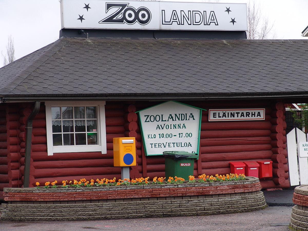 Drive A Tank >> Zoolandia - Wikipedia
