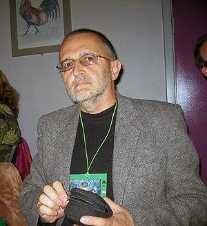 Zoran Živković (writer) - Zoran Živković at Eurocon in Copenhagen 2007.