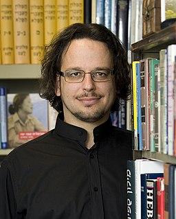 Ghilad Zuckermann Israeli-born language revivalist and linguist