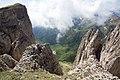 """Bolshoy Tkhach"", Куэста Большого Тхача, панорамный вид сверху, Западный Кавказ, Адыгея.jpg"
