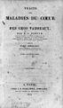 """""""Traite des Maladies du Coeur et des Gros Vaisseaux"""", 1824 Wellcome M0015453.jpg"""