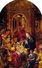 Triptych of Bom Jesus Monasteir of Valverde
