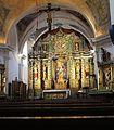 Église Notre-Dame-de-l'Assomption de Cordon-Nef chœur et retable du maître-autel-3 (2017).jpg