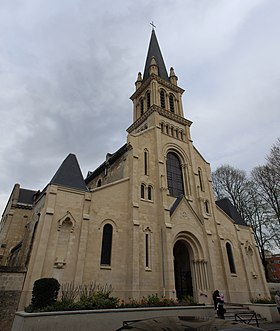 Image illustrative de l'article Église Notre-Dame d'Alfortville