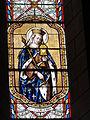 Église Saint-Blaise de Sainte-Maure-de-Touraine, vitrail 04.JPG