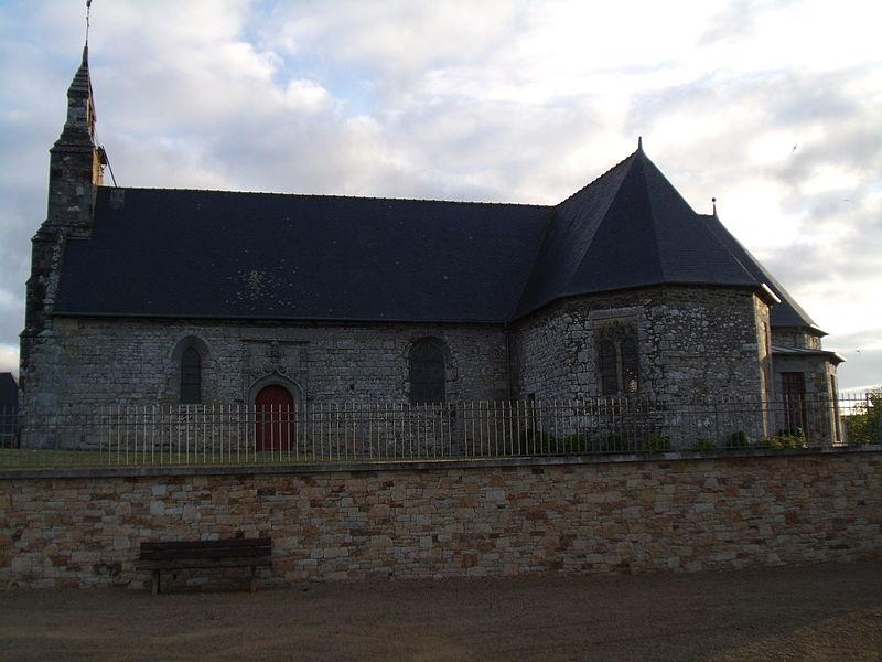 L'église Saint-Pierre et Saint-Paul de Plerneuf