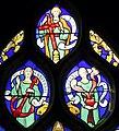 Église Saint-Sulpice de Fougères 01 Faith Hope Charity.jpg