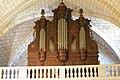 Église abbatiale de Saint Gilles du Gard-Orgue de tribune-20191029.jpg