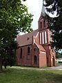 Ładzin kościół ewangelicki, ob. rzym.-kat. par. p.w. Najśw. Serca Pana Jezusa, 1895 nr 658695 (8).JPG