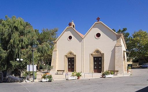 Άγιος Γεώργιος και Αγία Τριάδα, Κορφές Μαλεβιζίου 4479