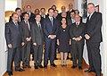 Γεύμα ΥΠΕΞ κ. Δ. Δρούτσα με Πρέσβεις χωρών μελών Αραβικού Συνδέσμου (5375766882).jpg