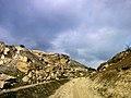 Ак Кая - Белая скала, Подъём.jpg