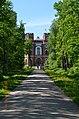 Александровский парк весной Арсенал.jpg