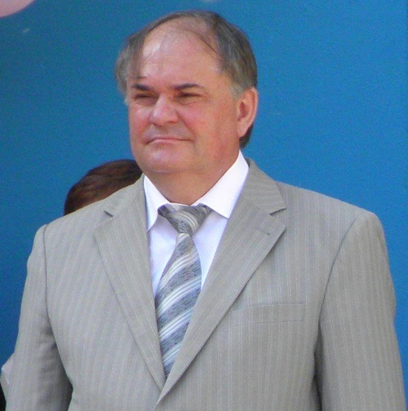 Городской голова Евпатории Андрей Петрович Даниленко