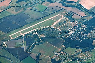 Ozerne Air Base - Image: Аэродром Житомир (Озёрное)