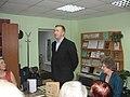 А. А. Дубровин в Очёрской библиотеке.jpg