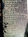 Братська могила радянських воїнів, що загинули у вересні 1943р. та воїнів, що померли від ран у евакогоспіталях №4558 Куликівка 04.jpg