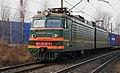 ВЛ10У-571, Россия, Санкт-Петербург, станция Волковская (Trainpix 128738).jpg