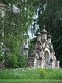 Ворота при входе в церковь Казанской иконы Божией матери.JPG