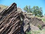 """Геологічна пам'ятка природи місцевого значення """"Сланцеві скелі"""" - Кривий Ріг 2014-06-22 16-30.JPG"""