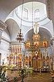 Грецька Всіхсвятська церква Внутрішнє убранство храму.jpg