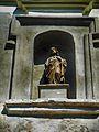 Дзятлава, касьцёл Унебаўзяцьця Найсьвяцейшай Панны Марыі, скульптура Госпада Іісуса Хрыста.jpg