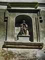 Дзятлава, касьцёл Унебаўзяцьця Найсьвяцейшай Панны Марыі, скульптура Маці Божай.jpg
