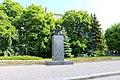 Житомир, Вул. В. Бердичівська, Пам'ятник Т. Г. Шевченку — українському поету.jpg