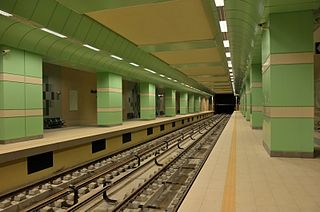Knyaginya Maria Luiza Metro Station Sоfia metro station
