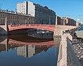 Красный мост через Мойку, Санкт-Петербург. 2005-05-12.jpg