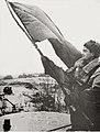 Красный флаг над Вороньей горой. 19 января 1944 года.jpg