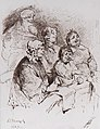 Купеческое семейство в театре.jpg