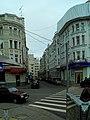 Никитские Ворота. Безымянный проезд к Столовому переулку.jpg