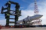 Первый испытательный пуск ракеты-носителя «Ангара-1.2ПП» 05.jpg