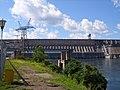 Плотина Красноярской ГЭС и возле неё (2).JPG